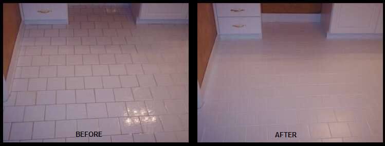 Recolor Bathroom Floor Grout