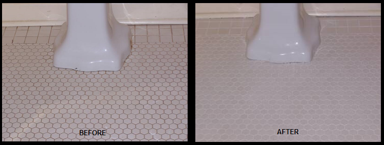 Grout Bathroom