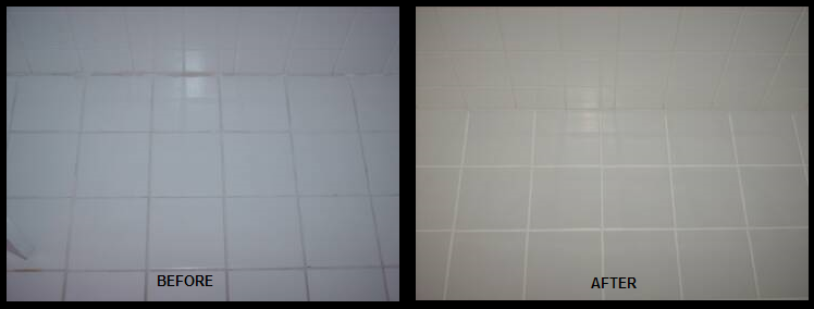 Bath Grout Renewal