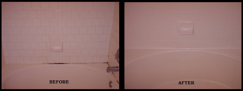 Bathtub and Shower Restoration